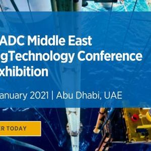 SPE and IADC Middle East Drilling Technology Conference