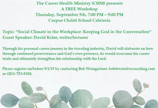 Social Climate in the Workplace: Keeping God in the