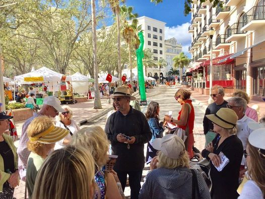 Historic Walking Tour: Saturday Green Market, 6 February | Event in West Palm Beach | AllEvents.in