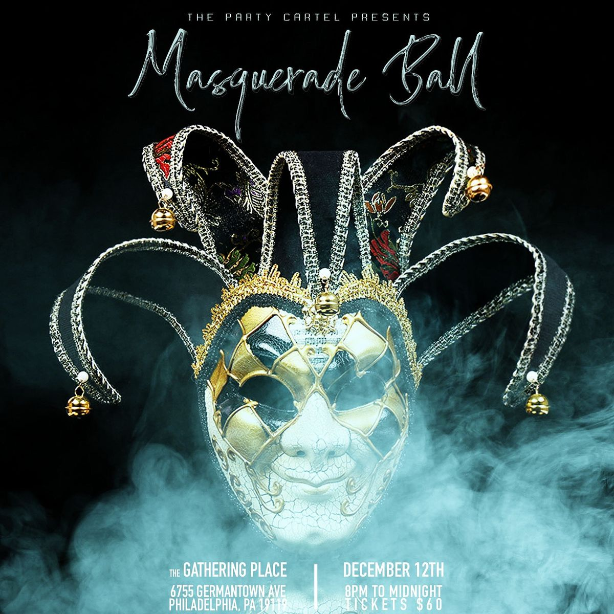 Masquerade ball, 12 December | Event in Philadelphia | AllEvents.in