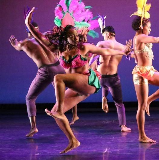 Afrofusion Dance ONLINE Workshop with Jenae Selden | Online Event | AllEvents.in