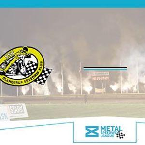 UDSAT - Slangerup Speedway - Region Varde Elitesport