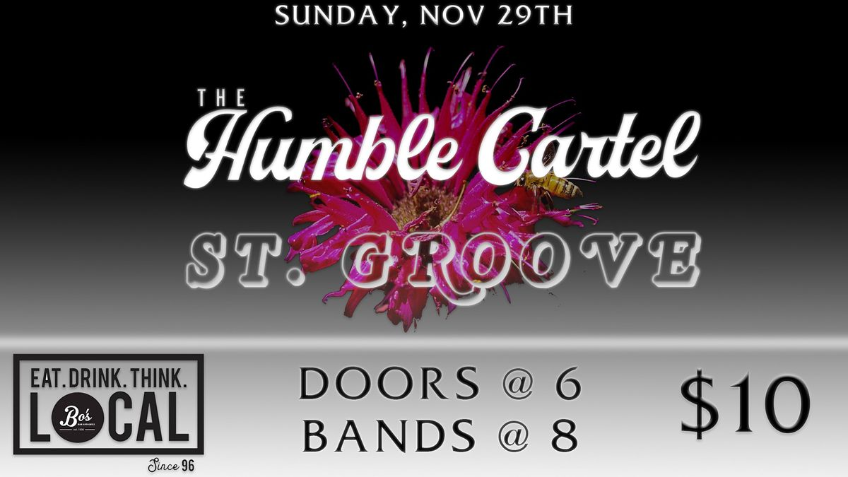 THE HUMBLE CARTEL, 29 November | Event in Red Deer | AllEvents.in