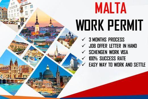 Malta Work Permit (মাল্টা ওয়ার্ক পারমিট) | Event in Chittagong | AllEvents.in
