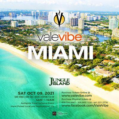 ValeVibe Miami Breakfast Party