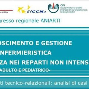 Riconoscimento e gestione infermieristica dellemergenza
