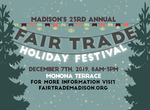 23rd annual Fair Trade Holiday Festival