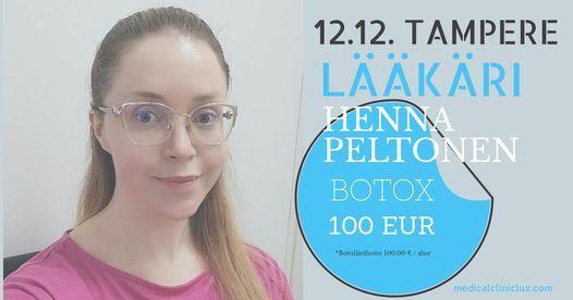 Botox Tampere