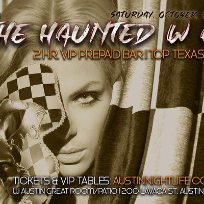 Haunted W Austin Hotel Halloween & Costume Party