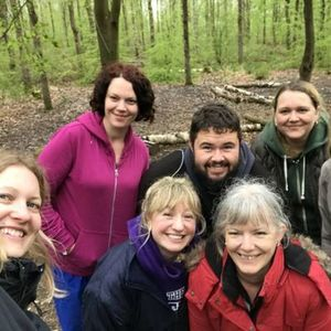 Forest school leadership training