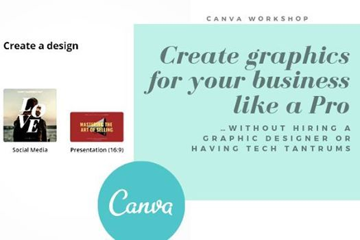 Create graphics like a Pro without hiring a graphic designer