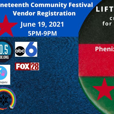 Vendor Registration Juneteenth Community Festival