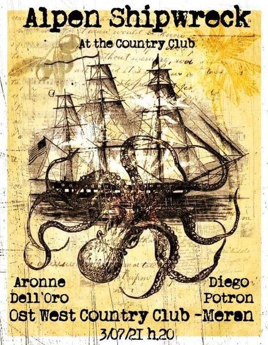Diego Potron in concert, Ost West Club Est Ovest, Merano ...