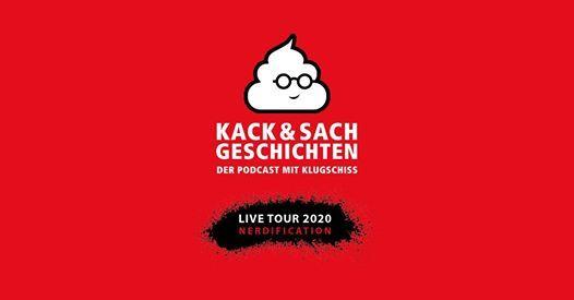 Kack & Sachgeschichten  Knust Hamburg