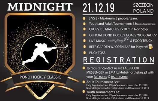Midnight POND Hockey Classic
