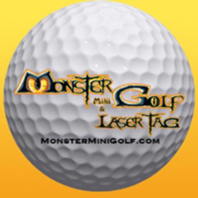 Monster Mini Golf - Round Rock, TX