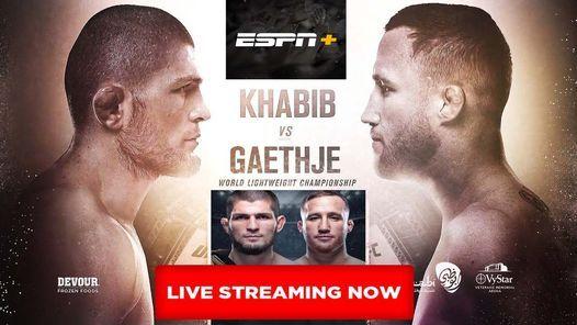 UFC 253  live