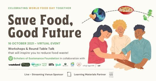 Save Food, Good Future - Let's Celebrate World Food Day!, 16 October | Event in Bangkok | AllEvents.in