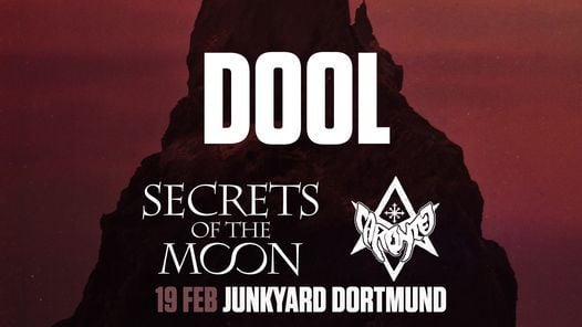 Dool, Secrets of The Moon - Dortmund, 19 February | Event in Dortmund | AllEvents.in
