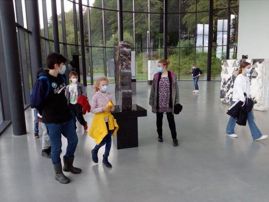 Familienführung zur Ausstellung von Heinz Mack, 26 September   Event in Wuppertal   AllEvents.in