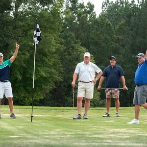 Power Over Parkinsons 2nd Annual Golf Tournament