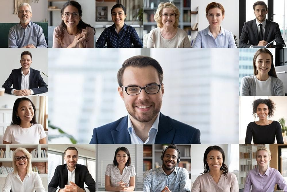 Washington DC Virtual Speed Networking | Meet Business Connections, 26 January | Event in Washington D.C.