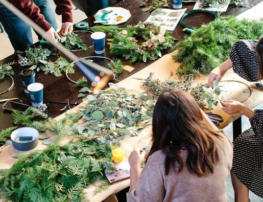 Wreath Making | Event in Northampton | AllEvents.in