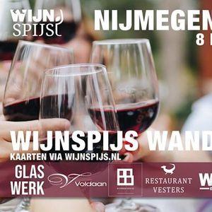 WijnSpijs Wandeling Nijmegen Oost