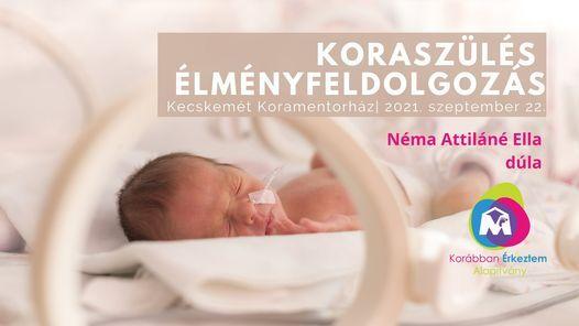 Koraszülés élményfeldolgozó csoport Kecskeméten, 28 September | Event in Jaszbereny | AllEvents.in