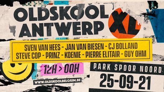Oldskool Antwerp XL- LAST 300 TICKETS | Event in Antwerp | AllEvents.in