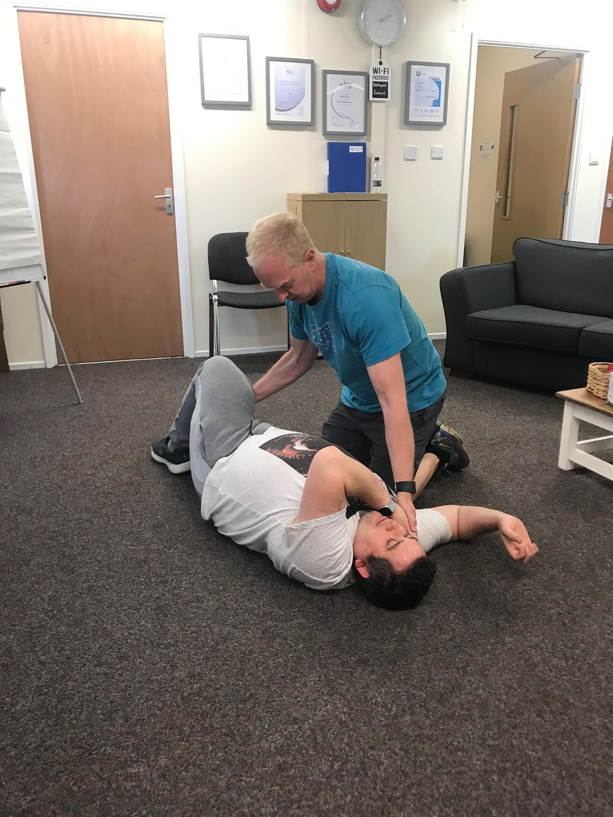 Level 3 Award in Emergency First Aid at Work, 16 April | Event in Riccall | AllEvents.in