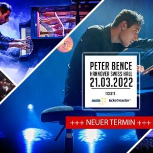Peter Bence - Hannover - Swiss Life Hall