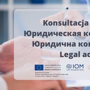 Konsultacja prawna    Legal advice