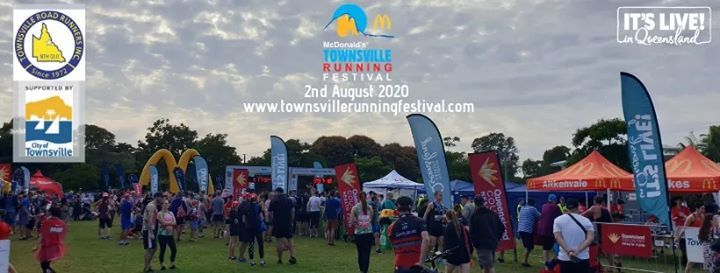 2020 McDonalds Virtual Townsville Running Festival