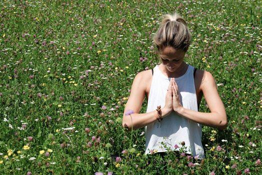 Monday Yoga im Augarten Fortgeschritten - mit Voranmeldung