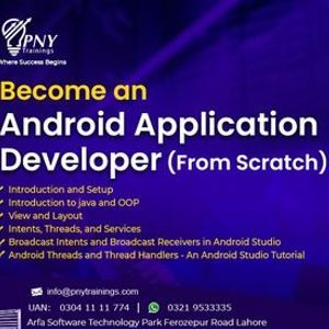 Become an Android Application Developer from Scratch