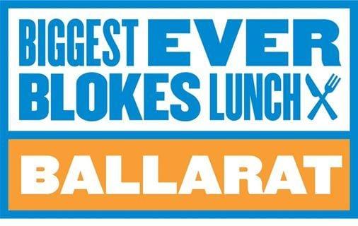 Ballarats Biggest Ever Blokes Lunch