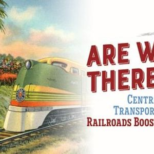 Are We There Yet Railroads Boost the Economy