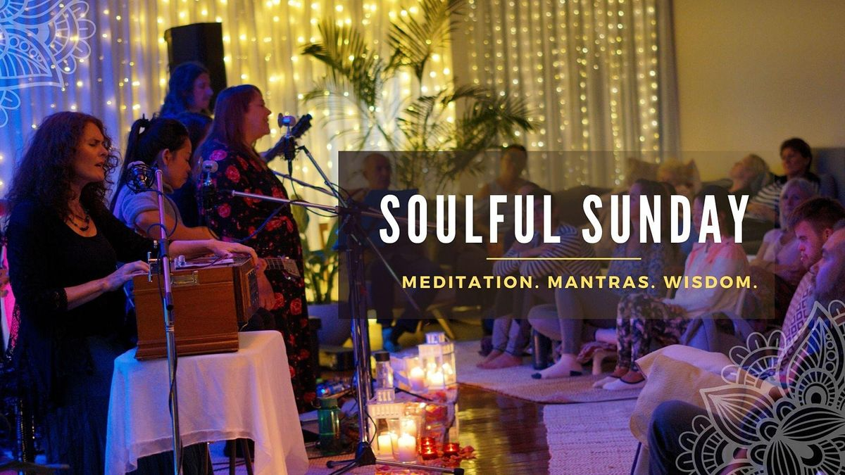 Soulful Mantra Meditation & Spiritual Wisdom | Event in West End | AllEvents.in