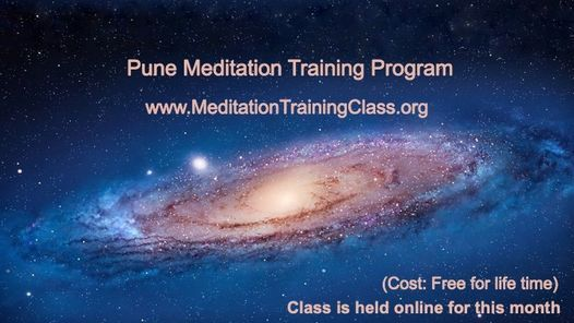 Free Online 1-Day Meditation Training Program (Pune, India) | Event in Pune | AllEvents.in