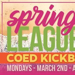 Monday Newport Kickball  Spring 2020 League