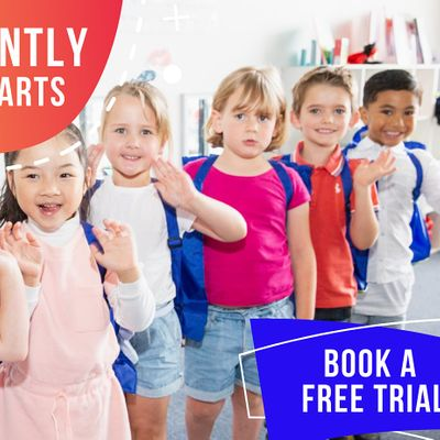 FREE TRIAL CLASS. School Readiness Program. BEGIN BRILLIANTLY (Point Cook)