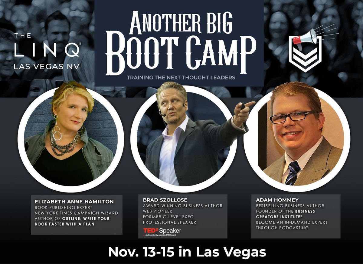 Another Big Bootcamp