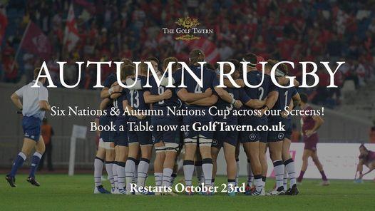 Autumn Rugby Internationals | Event in Edinburgh | AllEvents.in