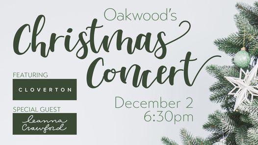 Oakwoods Christmas Concert, Oakwood Christian Church, Enid, 2