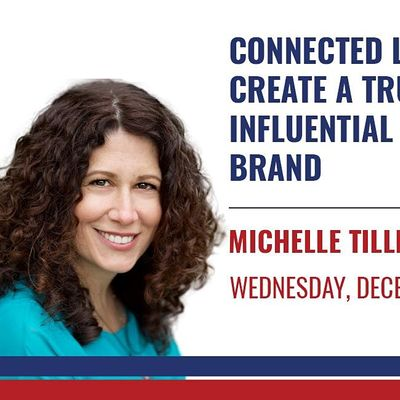 Connected Leadership Create A Trusted & Influential Leadership Brand