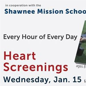 Heart Screenings hosted by the SMSD