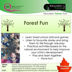 Forest Fun - Fridays