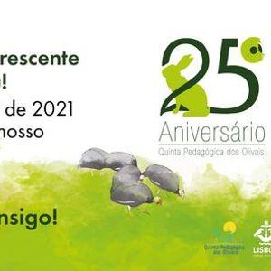 25 Aniversrio Quinta Pedaggica dos Olivais