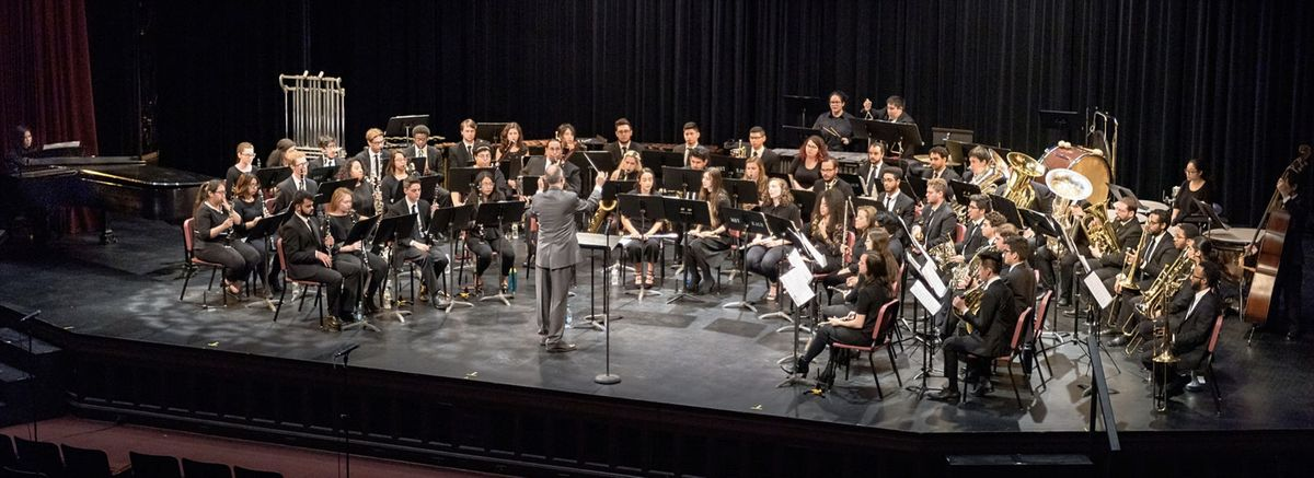 NJCU Symphony of winds and Percussion: REMEMBRANCE, 23 November | Event in Jersey City | AllEvents.in